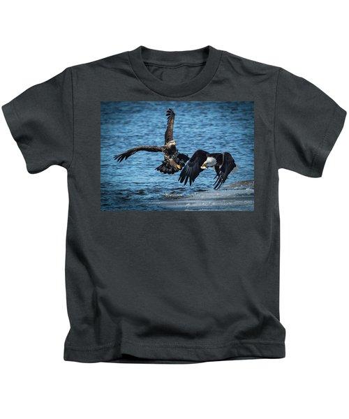 Push Off Kids T-Shirt
