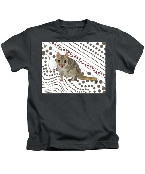 Q Is For Quoll Kids T-Shirt