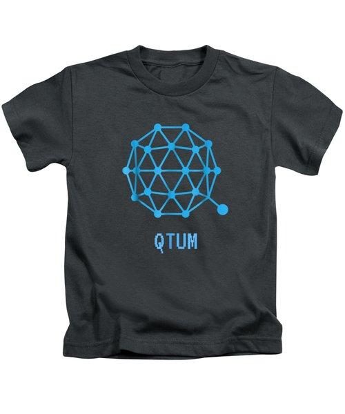 Qtum Cryptocurrency Crypto Tee Shirt Kids T-Shirt