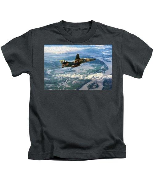 Raging Road Runner Kids T-Shirt