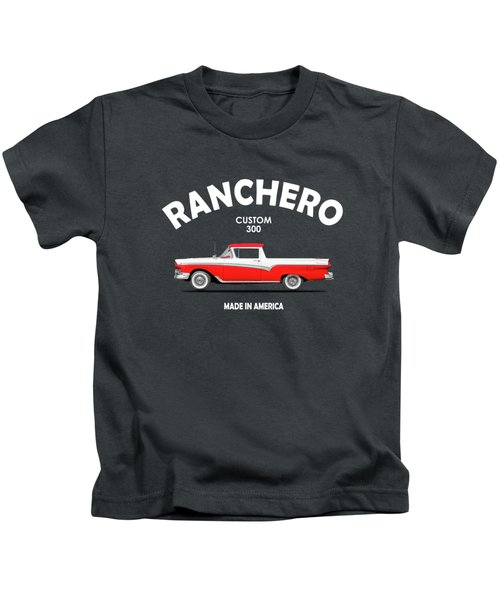 Ranchero 57 Kids T-Shirt