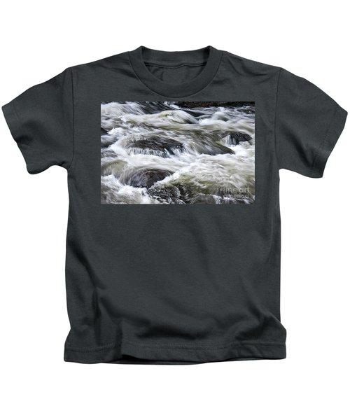 Rapids At Satans Kingdom Kids T-Shirt