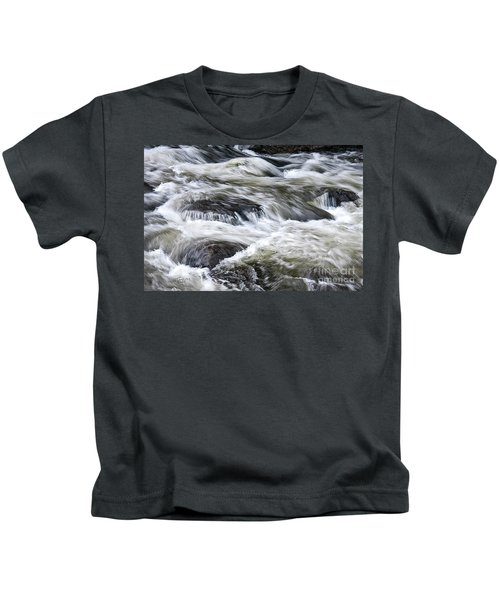 Rapids At Satans Kingdom Kids T-Shirt