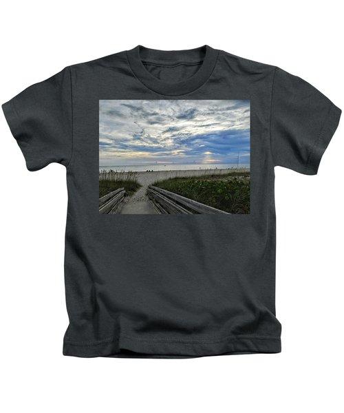 Ready For Sunset Kids T-Shirt