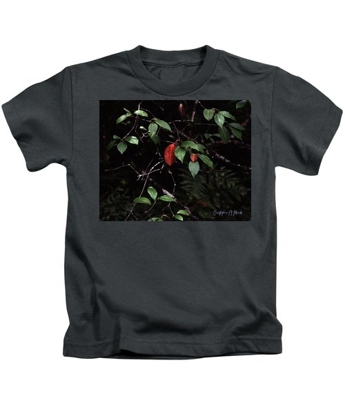 Red Leaf Kids T-Shirt