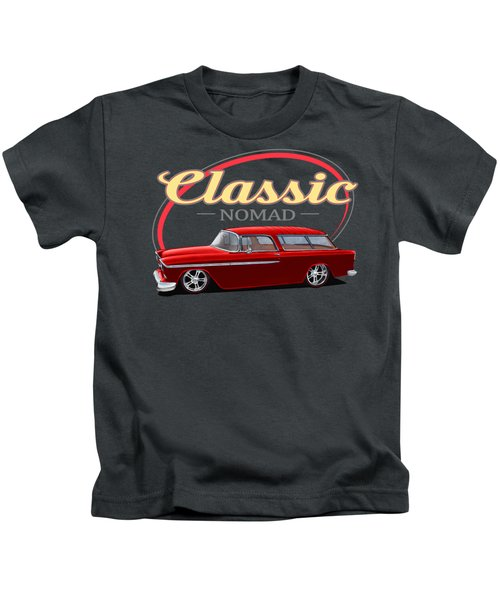 Red Nomad Kids T-Shirt