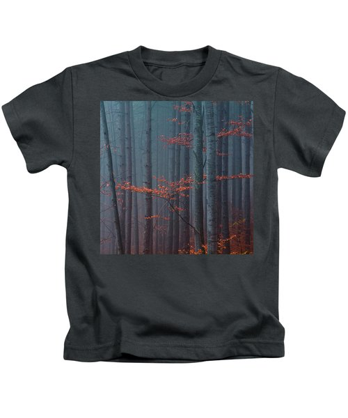 Red Wood Kids T-Shirt