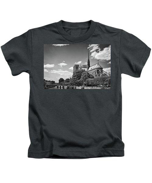 Remembering Notre Dame Kids T-Shirt