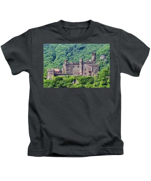 Rheinstein Castle - 2 Kids T-Shirt