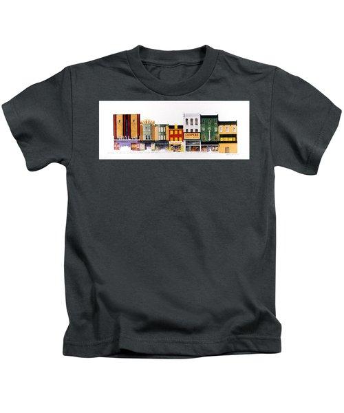 Rialto Theater Kids T-Shirt