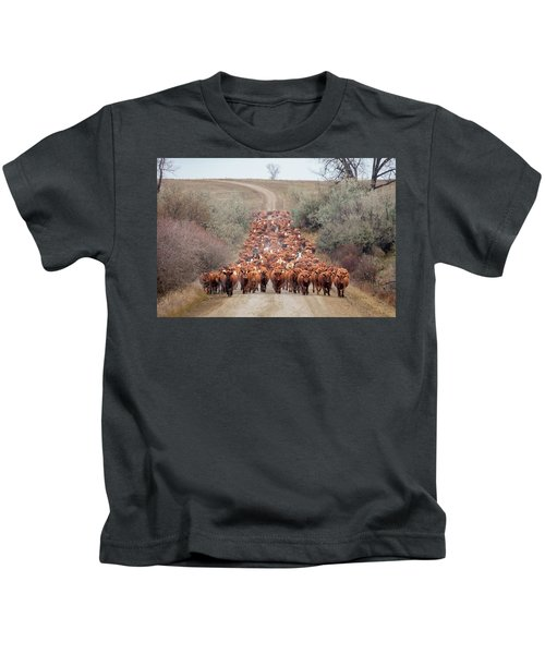 River Of Red Kids T-Shirt