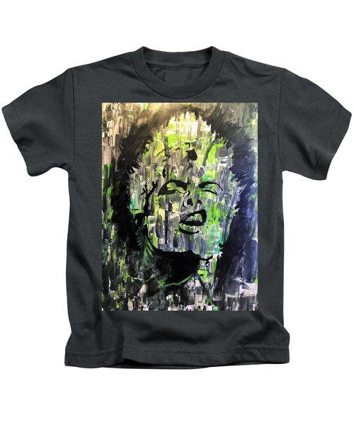 Rock The Cradel Kids T-Shirt