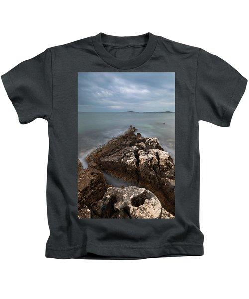 Rocky Triangle Kids T-Shirt
