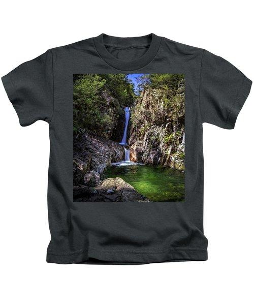 Rollalson Falls Kids T-Shirt