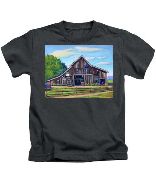 Roseberry Barn Kids T-Shirt