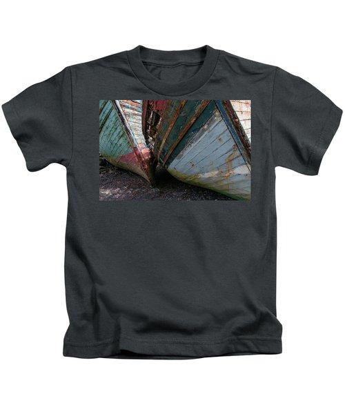 Salen Wrecks Kids T-Shirt