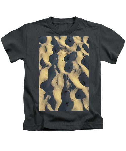 Sand Ripples Kids T-Shirt