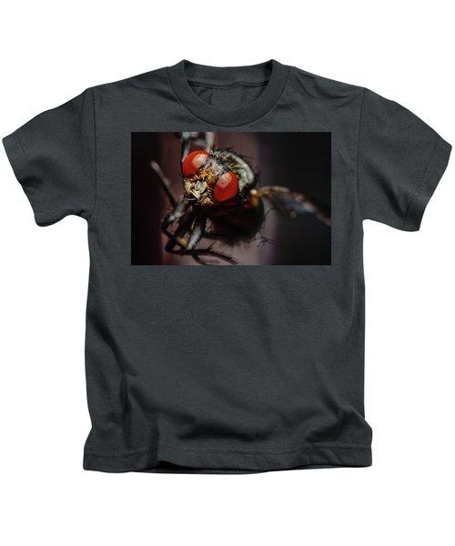 Scavenger Close-up Kids T-Shirt