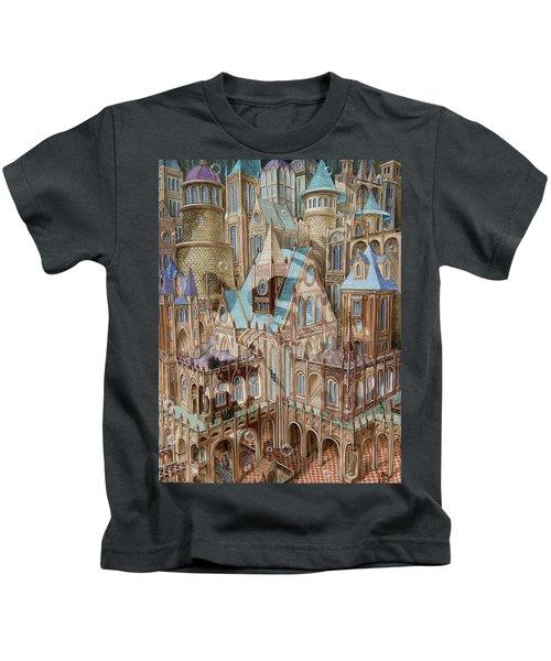 Science City Kids T-Shirt