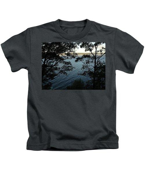 Seneca Lake Kids T-Shirt