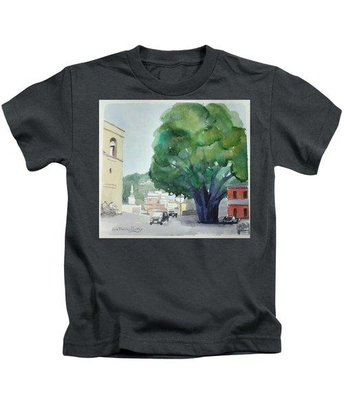Sersale Tree Kids T-Shirt