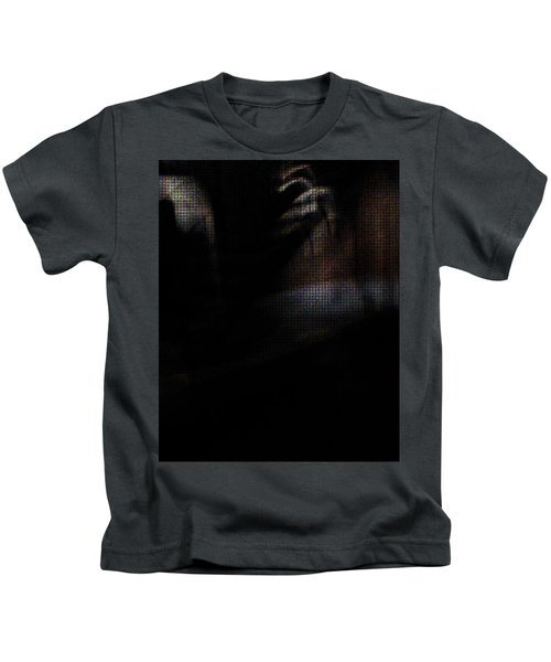 Shadow Man  Kids T-Shirt