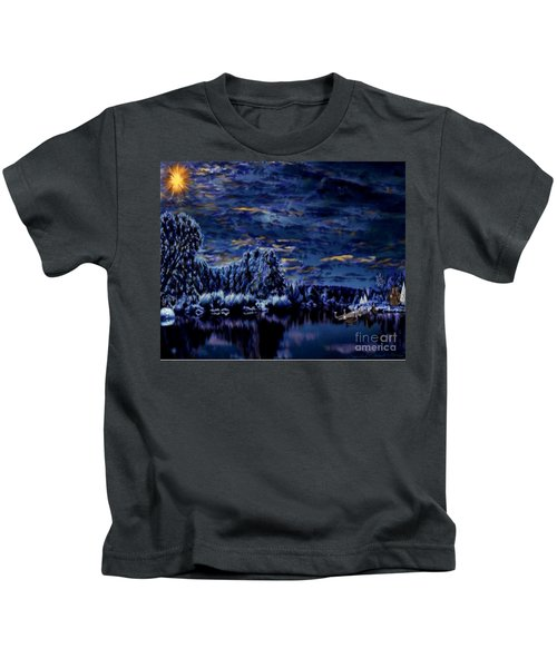 Silent Moments Kids T-Shirt