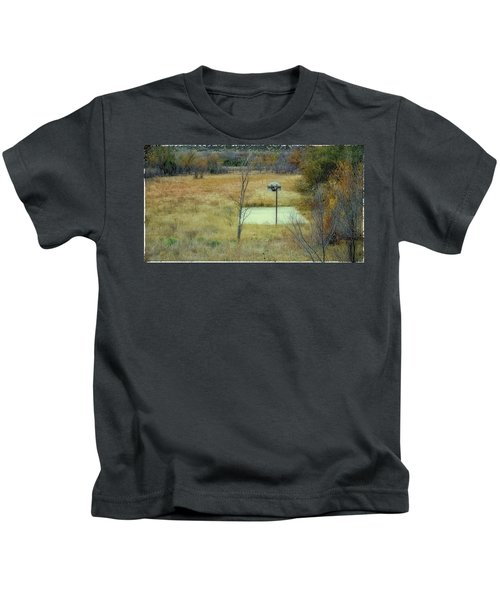 Silent Sounds From Long Ago Kids T-Shirt