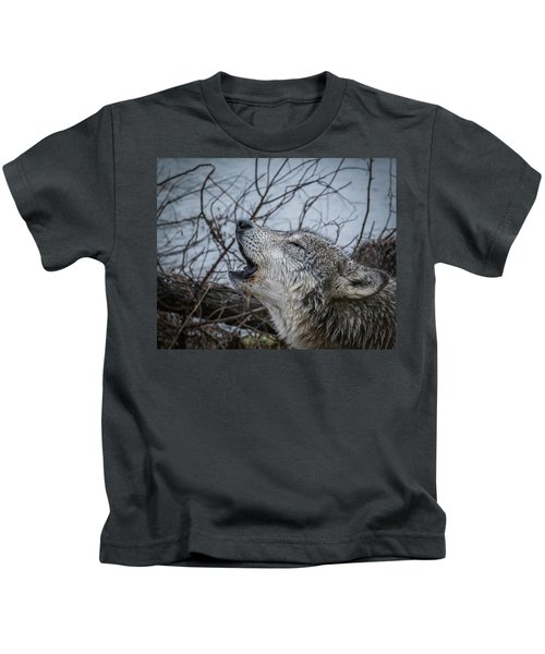Singing The Song Of My People Kids T-Shirt