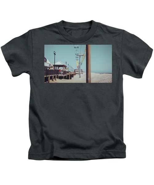 Sky Ride Kids T-Shirt