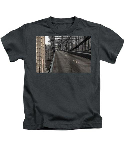 Smithfield Street Bridge Kids T-Shirt