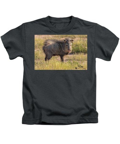 Solo Javelina Kids T-Shirt