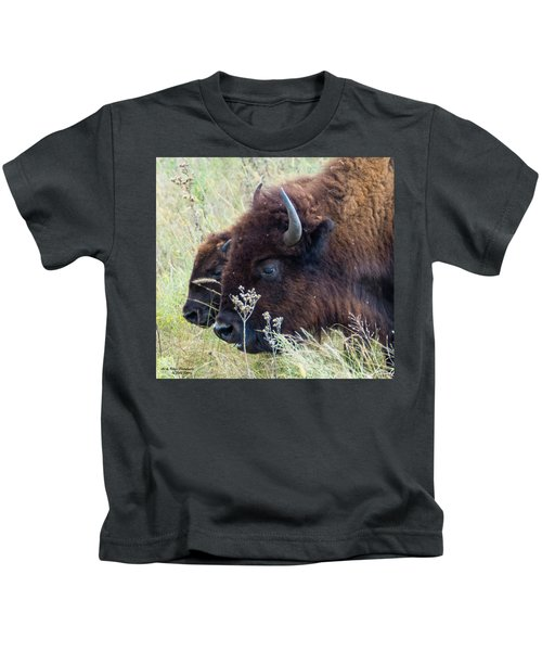 Someone To Watch Over Me Kids T-Shirt