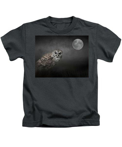 Soul Of The Moon Kids T-Shirt