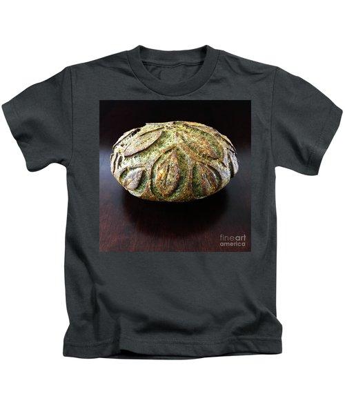 Spicy Spinach Sourdough 2 Kids T-Shirt