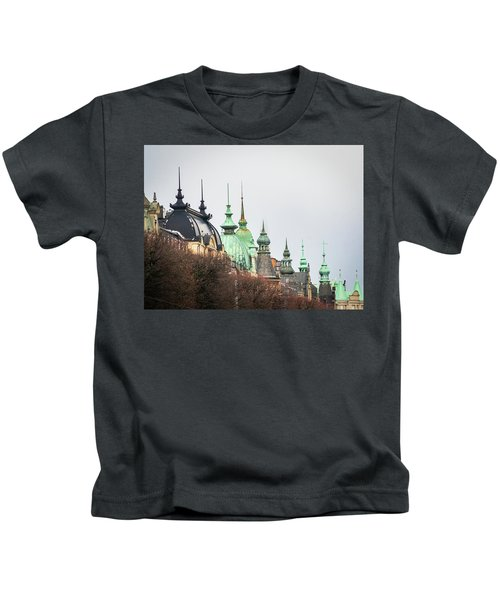 Spires Of Stockholm Kids T-Shirt
