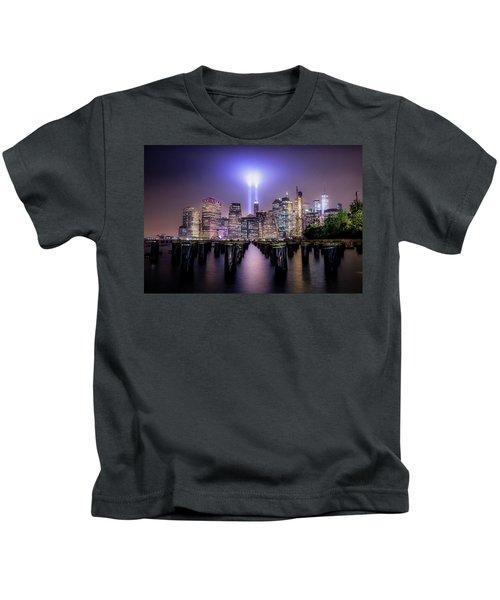 Spirit Of New York II Kids T-Shirt