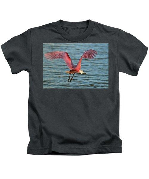 Spoonbill Maestro  Kids T-Shirt