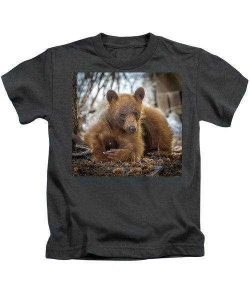 Spring Bloom  Kids T-Shirt
