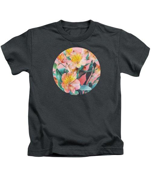 Spring Bouquet Kids T-Shirt