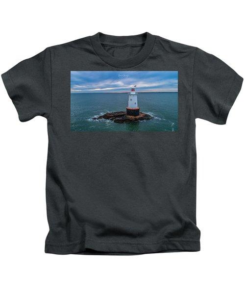 Standing Watch Kids T-Shirt