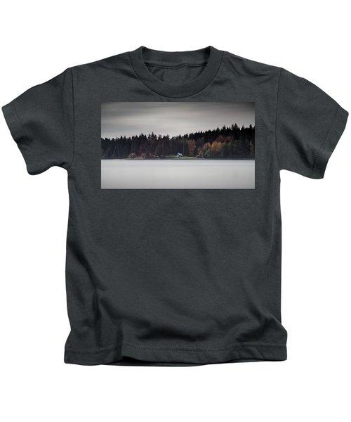 Stanley Park Vancouver Kids T-Shirt