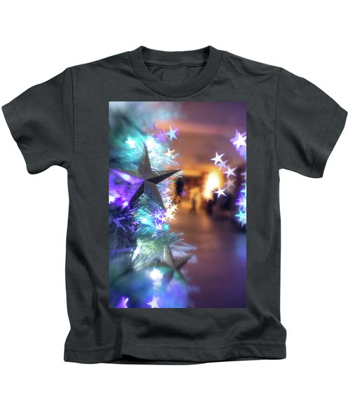 Stary Night 1 Kids T-Shirt