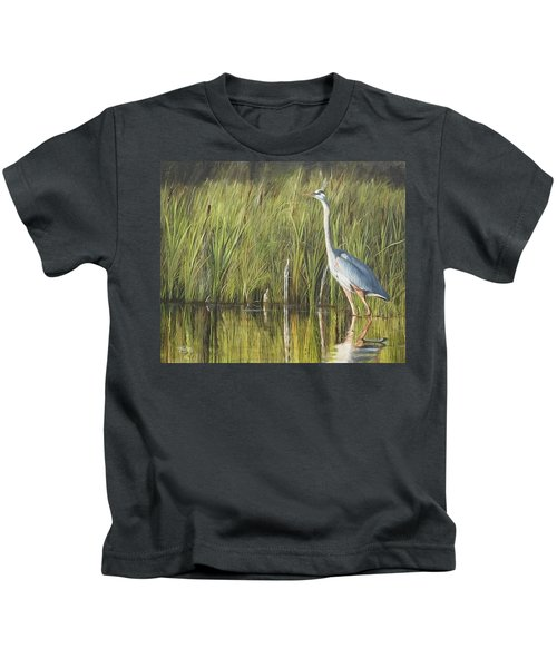 Stately Grace Kids T-Shirt