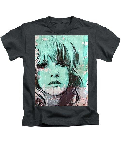 Stevies Crystal Visions Kids T-Shirt