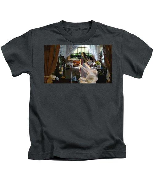 Still Twirling In My Room Kids T-Shirt