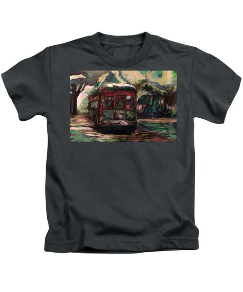 Streetcar  Kids T-Shirt