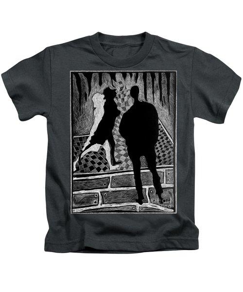 Strolling Kids T-Shirt