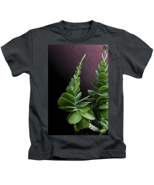 Succulent Spear Kids T-Shirt