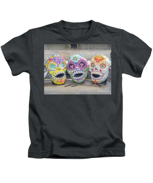 Sugar Skulls Kids T-Shirt